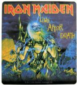 Iron Maiden  - 'Live After Death' Sticker